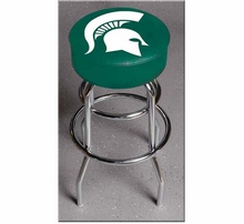 Michigan State Spartans Game Room & Fan Cave