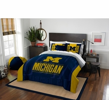 Michigan Wolverines Bed & Bath