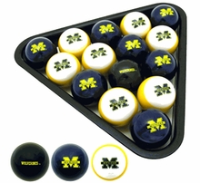 Michigan Wolverines Game Room & Fan Cave