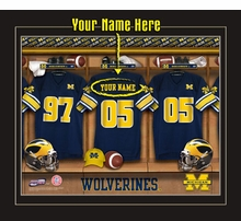 Michigan Wolverines Personalized Gifts