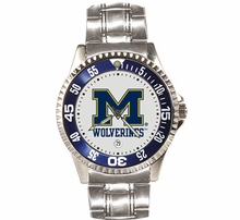 Michigan Wolverines Watches & Jewelry