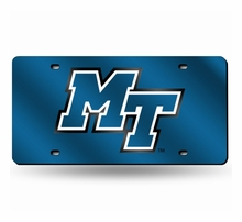Middle Tennessee State Blue Raiders Car Accessories