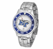 Middle Tennessee State Blue Raiders Watches & Jewelry
