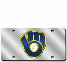 Milwaukee Brewers Car Accessories
