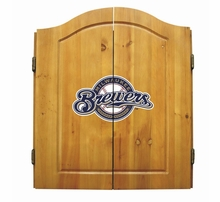 Milwaukee Brewers Game Room & Fan Cave