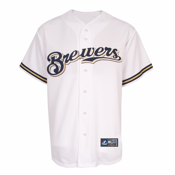 fef8ab7bd37ca0 Milwaukee Brewers Jerseys   Apparel - SportsUnlimited.com
