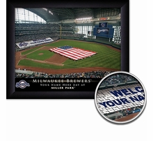 Milwaukee Brewers Personalized Gifts
