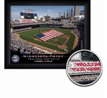 Minnesota Twins Personalized Gifts