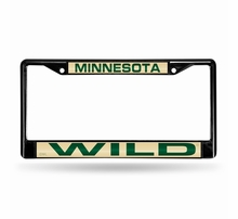 Minnesota Wild Car Accessories