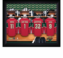Minnesota Wild Personalized Gifts
