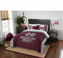 Mississippi State Bulldogs Bed & Bath