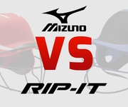Mizuno MVP Women's Fastpitch vs Rip-It Vision Pro