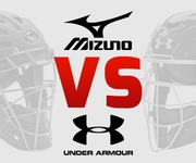 Mizuno Samurai Youth vs. Under Armour Junior Pro