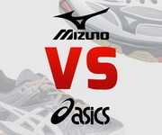 Mizuno Wave Lightning Z3 vs. Asics Gel-Cyber Sensei
