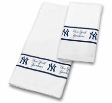MLB Bath Towels
