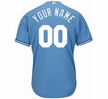 MLB Personalized Jerseys