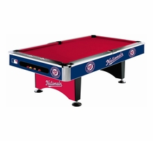 MLB Pool Tables