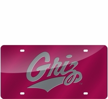 Montana Grizzlies Car Accessories