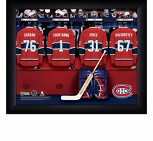 Montreal Canadiens Personalized Gifts