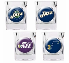NBA Shot Glasses