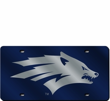 Nevada Wolf Pack Car Accessories