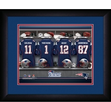 New England Patriots Personalized Gifts