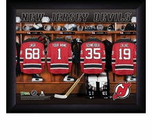 New Jersey Devils Personalized Gifts