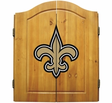 New Orleans Saints Game Room & Fan Cave