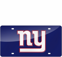 New York Giants Car Accessories