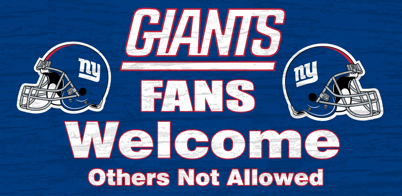 New York Giants Home Decor Trend Design And