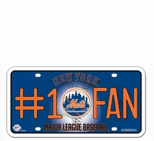 New York Mets Car Accessories