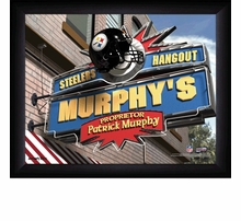 NFL Personalized Sports Pub Print