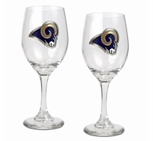 NFL Wine Glasses