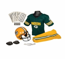 NFL Youth Helmet and Uniform Sets by Franklin
