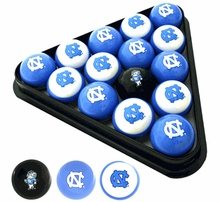 North Carolina Tar Heels Game Room & Fan Cave
