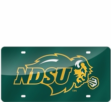 North Dakota State Bison Car Accessories