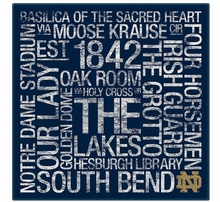 Notre Dame Fighting Irish Photos & Wall Art