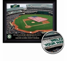 Oakland Athletics Personalized Gifts