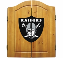 Oakland Raiders Game Room & Fan Cave