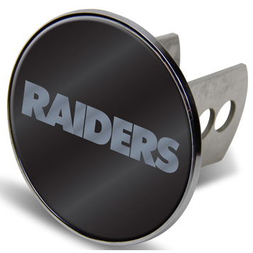 Oakland raiders laser hitch cover for Outboard motor shop oakland