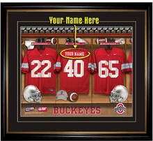 Ohio State Buckeyes Personalized Gifts