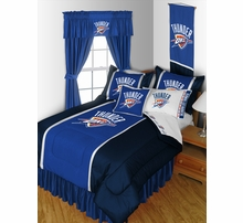 Oklahoma City Thunder Bed & Bath