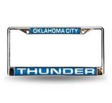 Oklahoma City Thunder Car Accessories