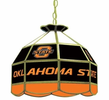 Oklahoma State Cowboys Game Room & Fan Cave