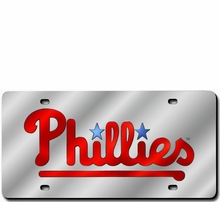 Philadelphia Phillies Car Accessories