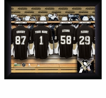 Pittsburgh Penguins Personalized Gifts