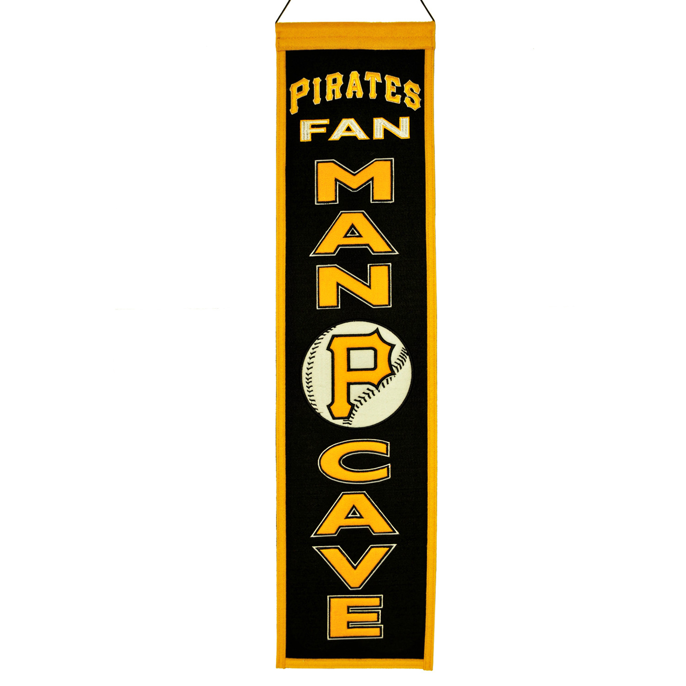 Man Caves Pirate Episode : Pittsburgh pirates man cave banner