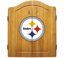 Pittsburgh Steelers Game Room & Fan Cave