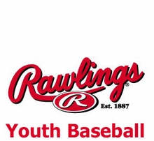 Rawlings Youth Baseball Gear