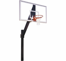 Residential Fixed Height Basketball Hoops